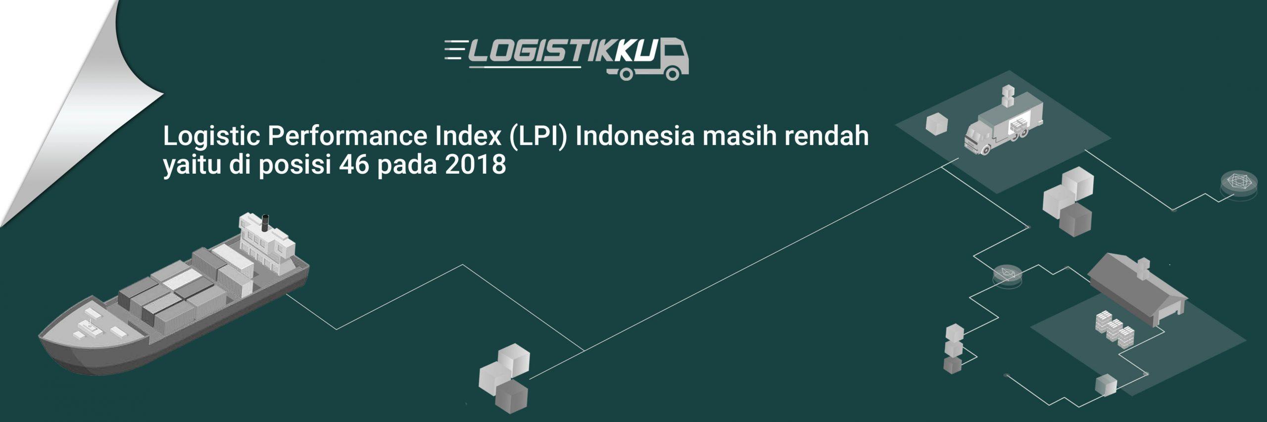 biaya logistik indonesia
