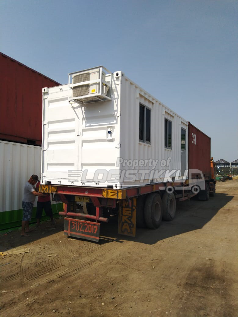 logistikku jasa pengiriman container