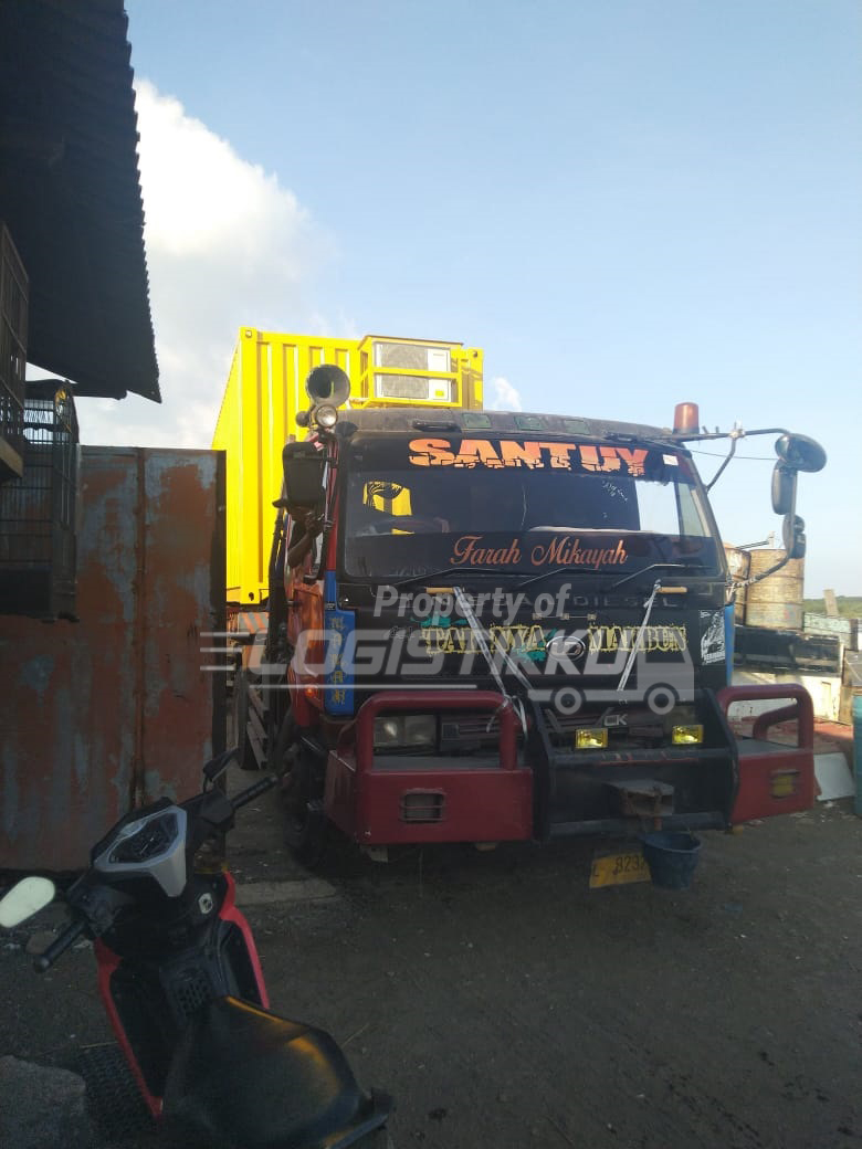 truk madura logistik
